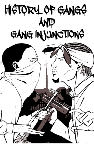 Gangs and Gang Injunctions