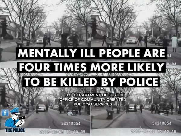 Image result for law enforcement with mentally ill people