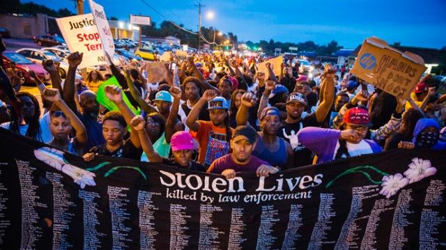 FergusonProtestors