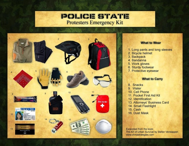 protest-emergency-kit