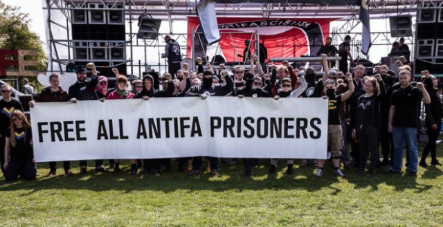 free all antifa prisoners