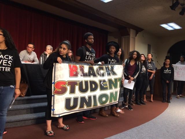 University of San Diego Demands