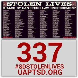 #SDTOLENLIVES UP TO 337