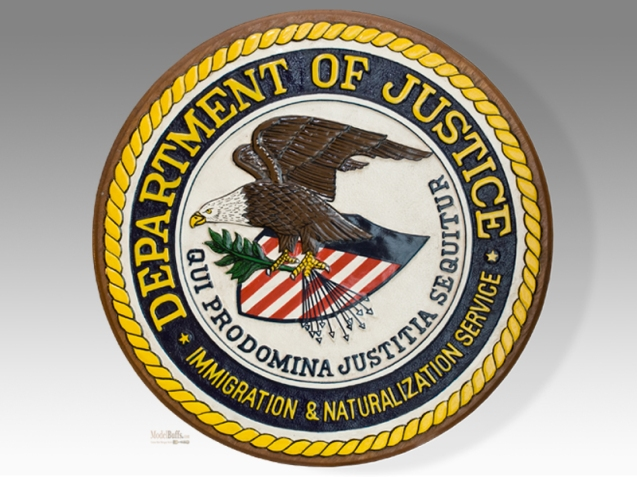 department-of-justice-plaque-mb-1-model