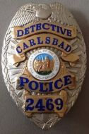 carlsbad pd badge